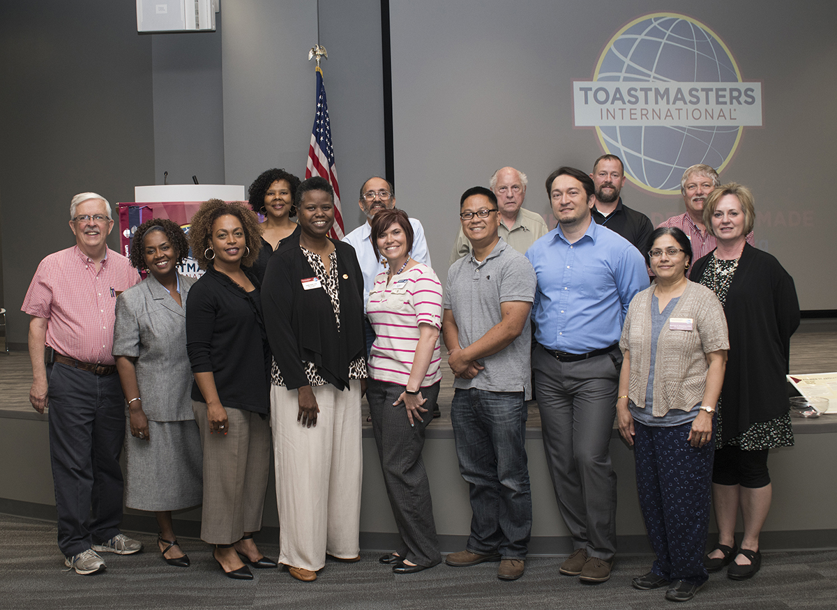 Pantex Lunch Bunch Toastmasters Club
