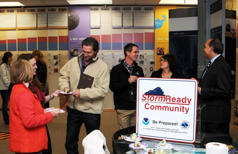 Pantex is StormReady