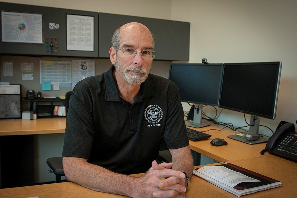 Gary Sanders, Vice President of Mission Engineering
