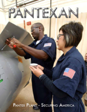 Pantexan Winter 2012