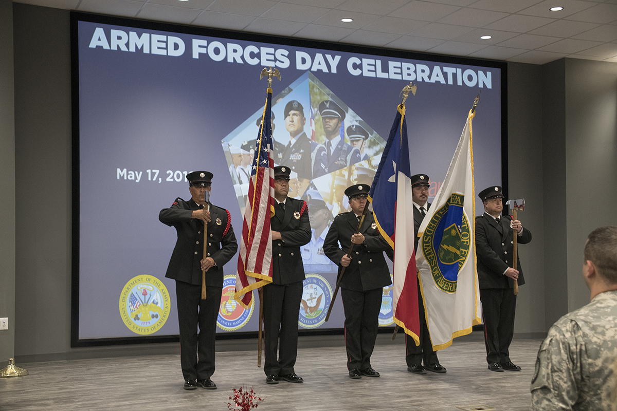 2018 Armed Forces Day