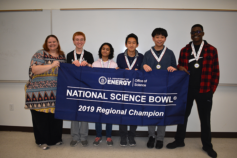 Students compete at Pantex Regional Science Bowls