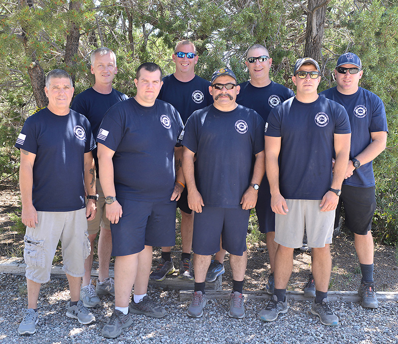 CNS Enterprise Fire Department Team