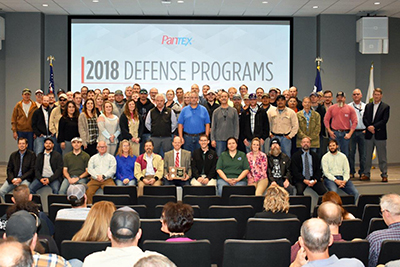 CNS employees receive DP awards