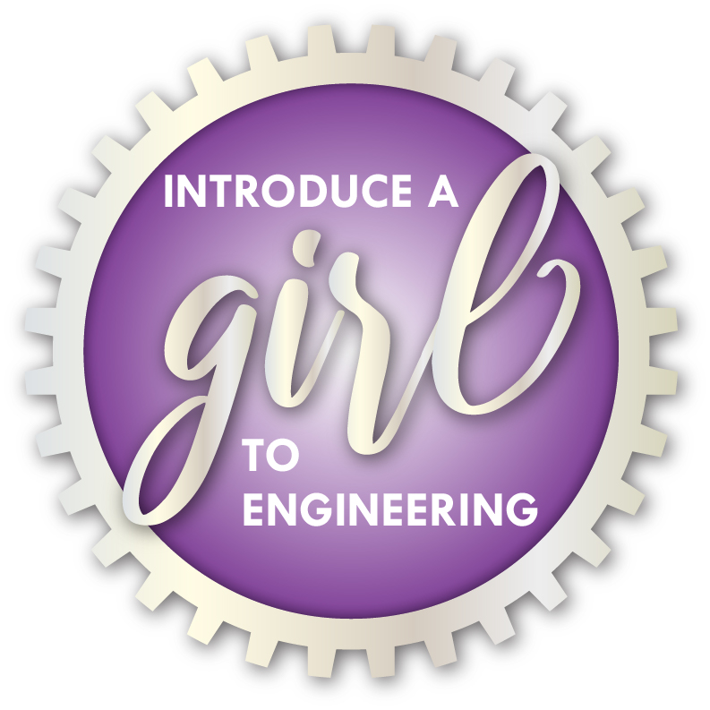 Introduce a Girl to Engineering logo