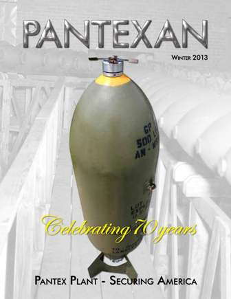 Pantexan Winter 2013